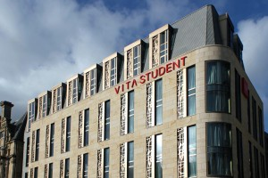 Vita Student Accommodation - Intelligent steel
